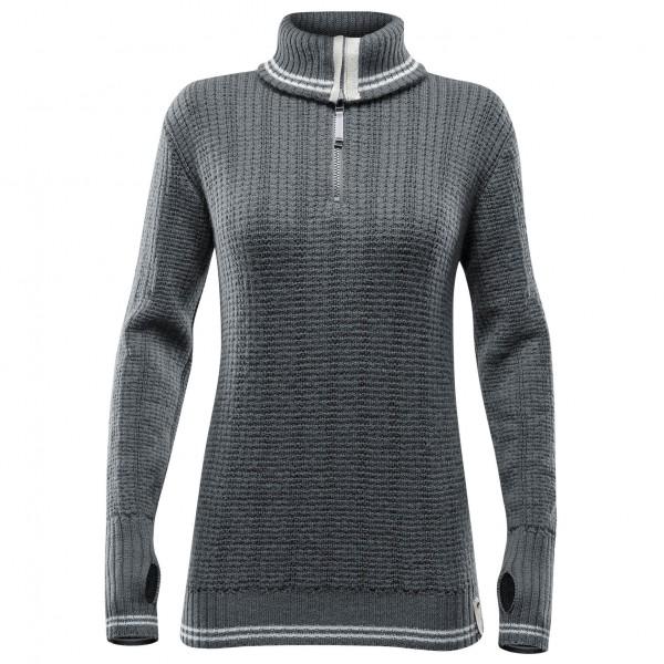Devold - Randers Woman Zip Neck - Merino jumper