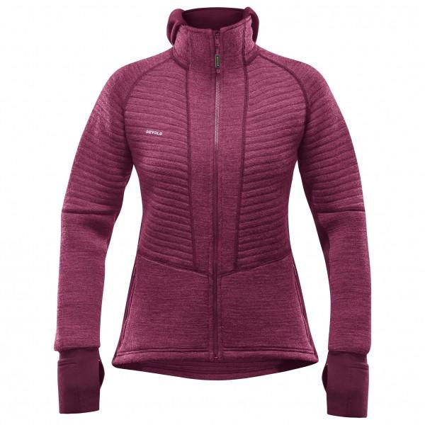 Devold - Tinden Spacer Woman Jacket - Wool jacket
