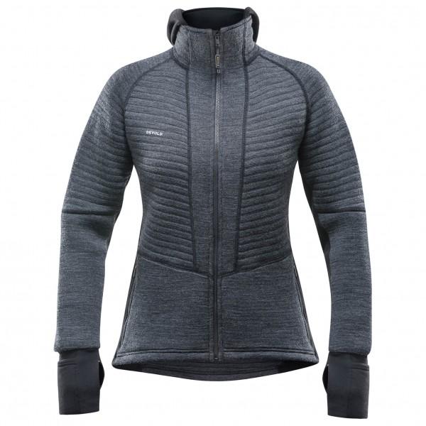 Devold - Tinden Spacer Woman Jacket - Yllejacka