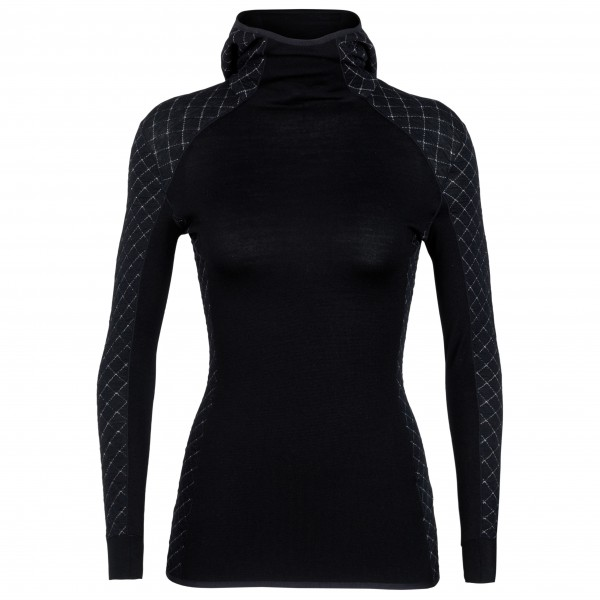 Icebreaker - Women's Affinity Thermo Hooded Pullover