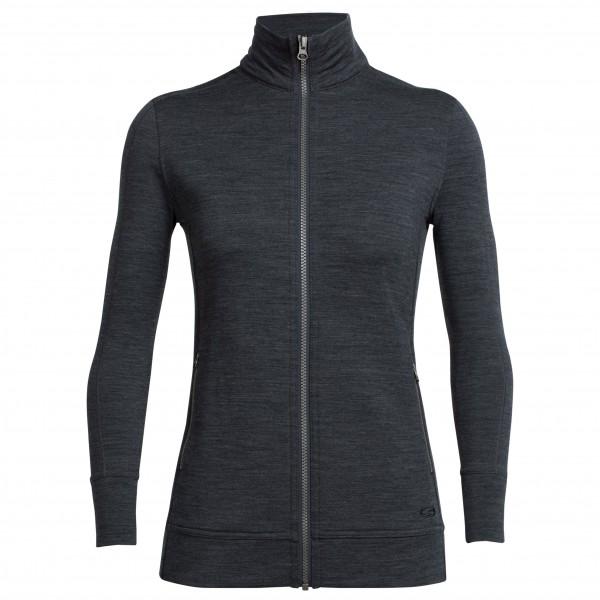 Icebreaker - Women's Dia L/S Zip - Wool jacket