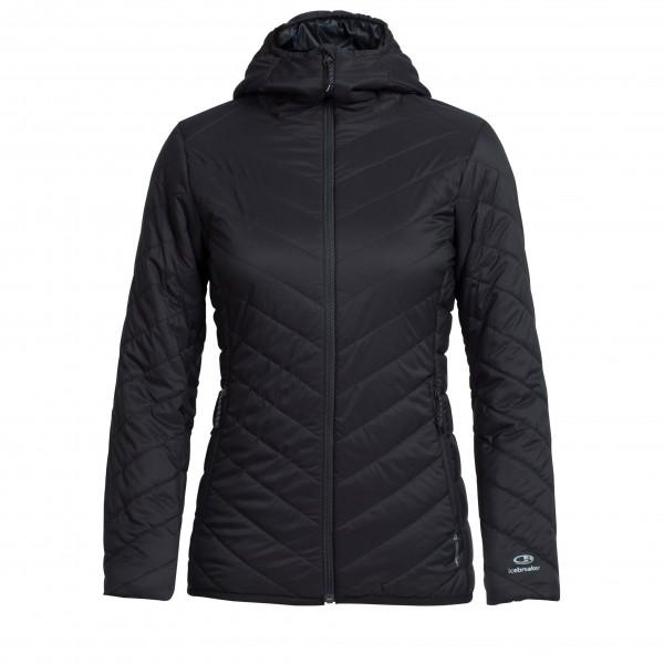 Icebreaker - Women's Hyperia Hooded Jacket - Wollen jack