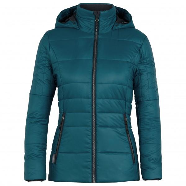 Icebreaker - Women's Stratus X Hooded Jacket - Wolljacke