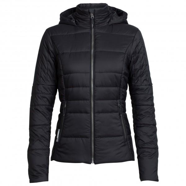 Icebreaker - Women's Stratus X Hooded Jacket - Wollen jack