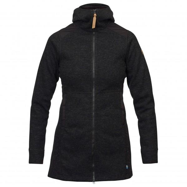 Fjällräven - Women's Övik Wool Jacket - Fleecejakke