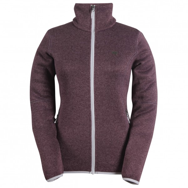 2117 of Sweden - Women's Flatfleece Jacket Tobo - Fleecejacka