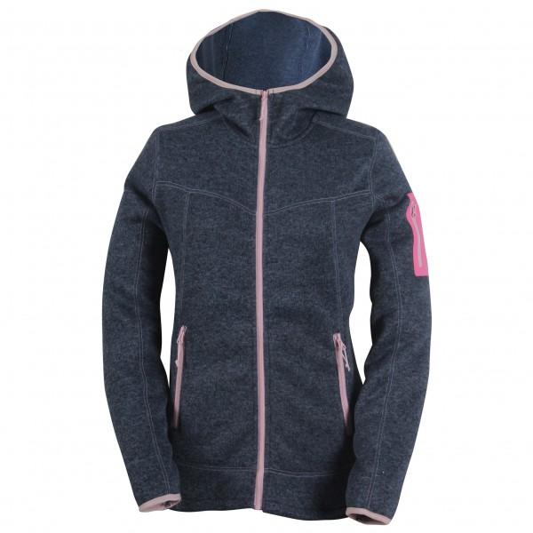 2117 of Sweden - Women's Flatfleece Jacket with Hood Heden - Fleecejacka