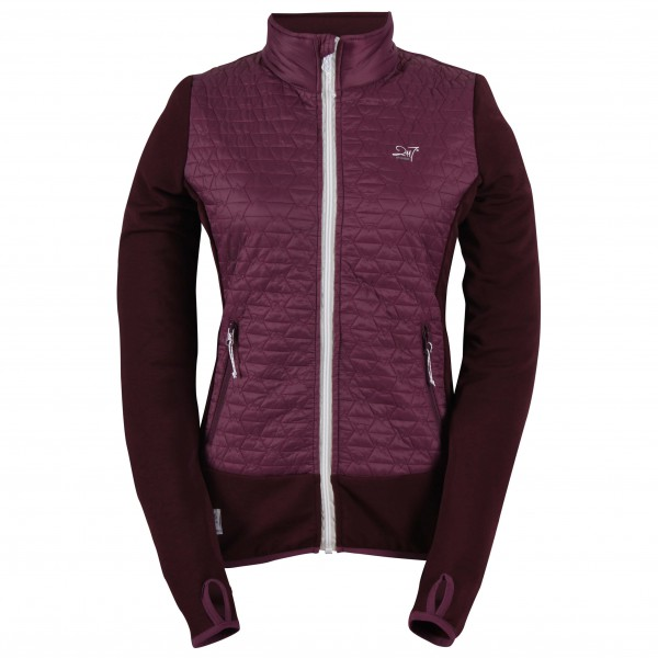 2117 of Sweden - Women's Hybrid Jacket Tassasen - Fleecevest