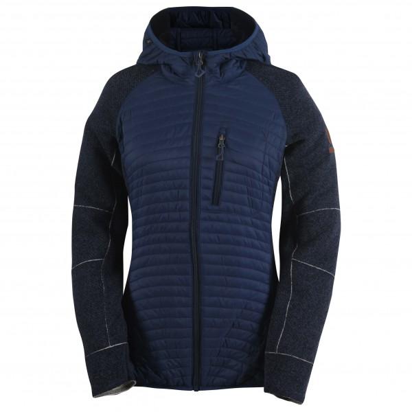 2117 of Sweden - Women's Hybrid Wool Jacket Söne - Fleecetakki