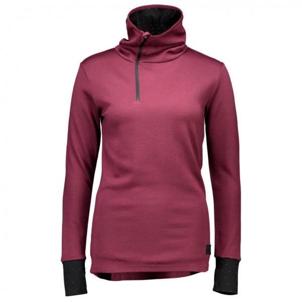 Mons Royale - Women's Harlow 1/4 Zip - Merino jumper