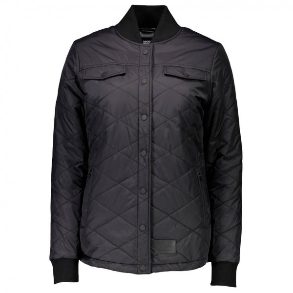 Mons Royale - Women's The Keeper Insulated Shirt - Wolljacke