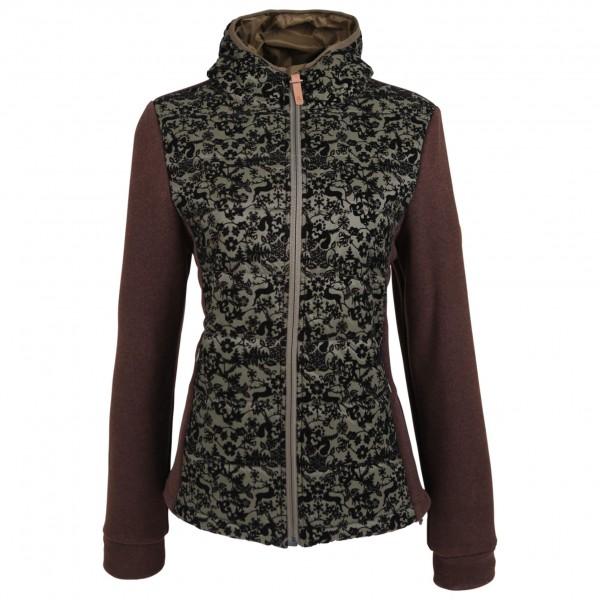 Alprausch - Women's Berg-Flöckli Technical Fleece - Fleece jacket