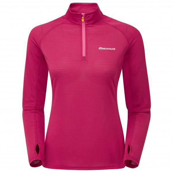Montane - Women's Allez Micro Pull-On - Fleece jumper