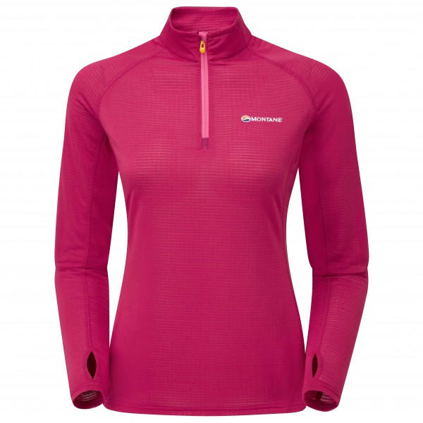 Montane - Women's Allez Micro Pull-On - Fleecesweatere