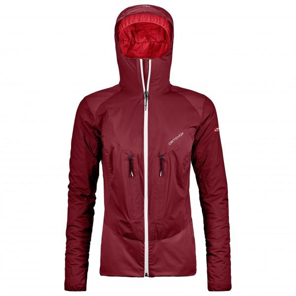 Ortovox - Women's 2L Swisswool Leone Jacket - Ulljakke