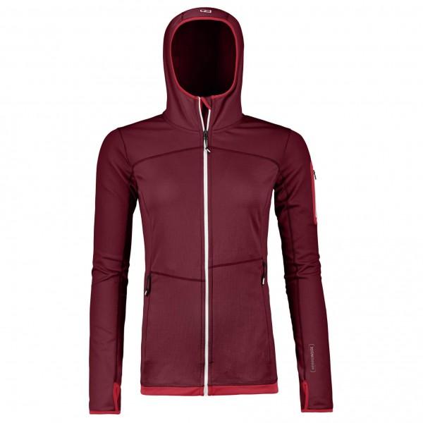 Ortovox - Women's Fleece Light Hoody High - Uldjakke