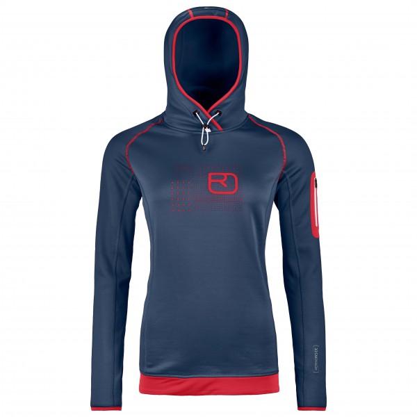 Ortovox - Women's Fleece Logo Hoody - Jerséis de forro polar