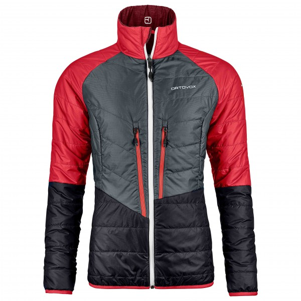 Ortovox - Women's Swisswool Piz Bial Jacket - Wollen jack