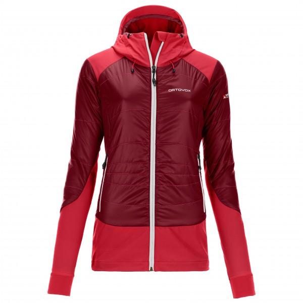 Ortovox - Women's Swisswool Piz Palü Jacket - Yllejacka
