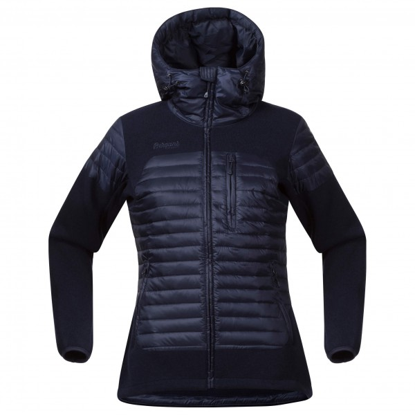 Bergans - Osen Down/Wool Lady Jacket - Uldjakke