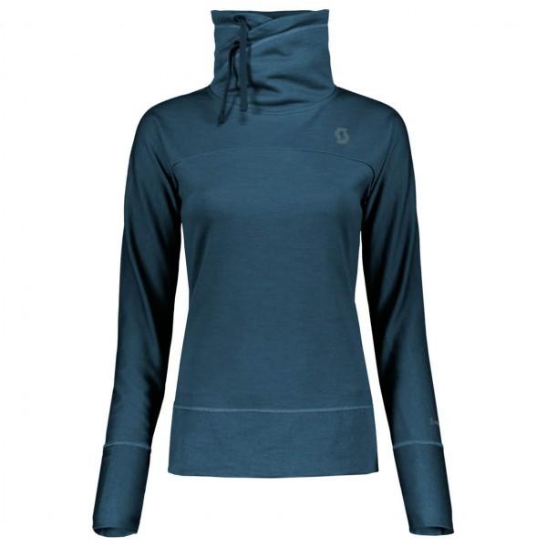 Scott - Women's SCO Pullover Defined Merino - Överdragströjor merinoull