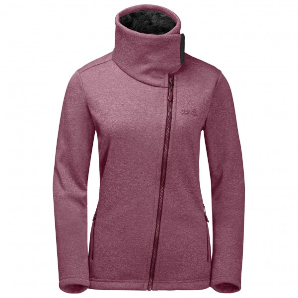 Jack Wolfskin - Women's Atlantic Sky Jacket - Fleecejacka