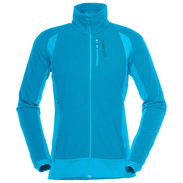 Norrøna - Women's Lofoten Warm1 Jacket - Fleecejack