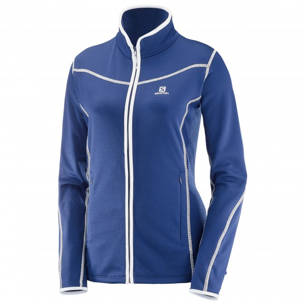 Salomon - Women's Atlantis Fullzip - Fleecejacke