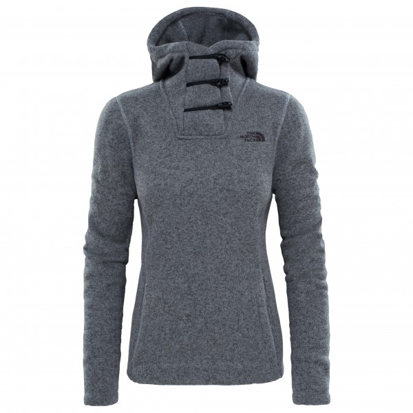The North Face - Women's Crescent Hoodie Pullover - Fleece jumper