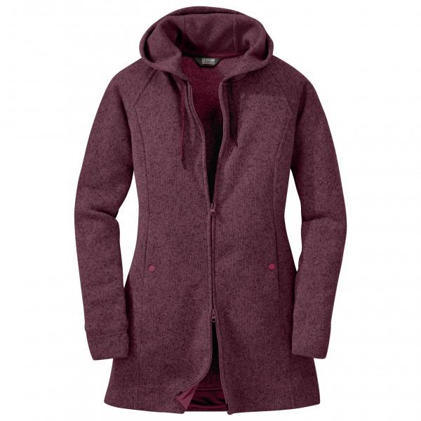 Outdoor Research - Women's Longitude Hoody - Fleece jacket