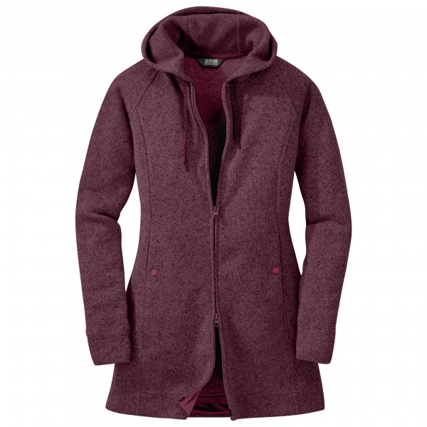 Outdoor Research - Women's Longitude Hoody - Fleecetakki