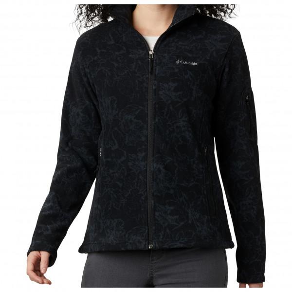 Columbia - Women's Fast Trek Printed Jacket - Fleecejacke