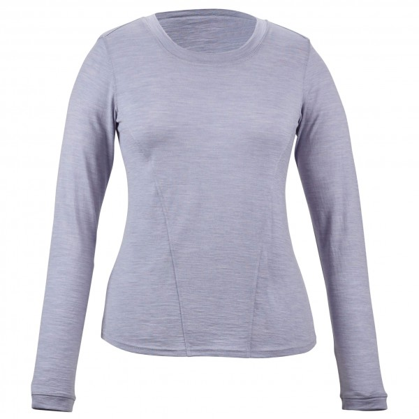 Alchemy Equipment - Women's 150GSM Merino L/S Shaped Crew - Merinogensere