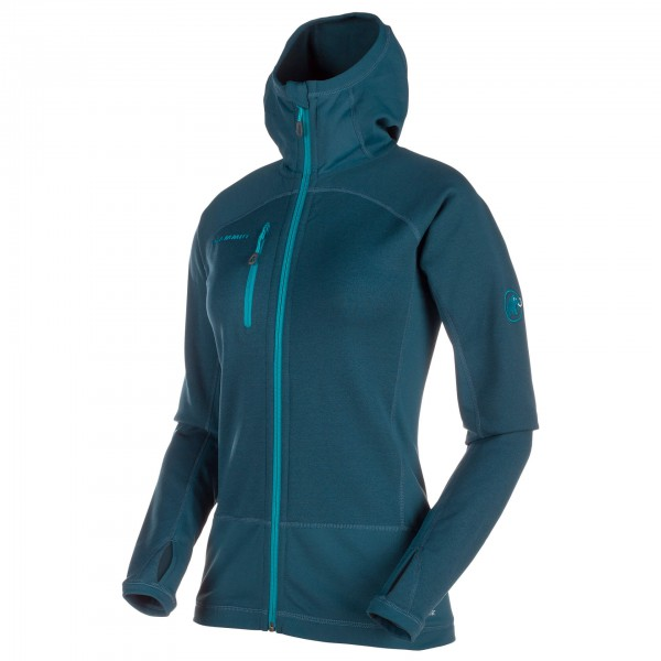 Mammut - Aconcagua Pro Midlayer Hooded Jacket Women