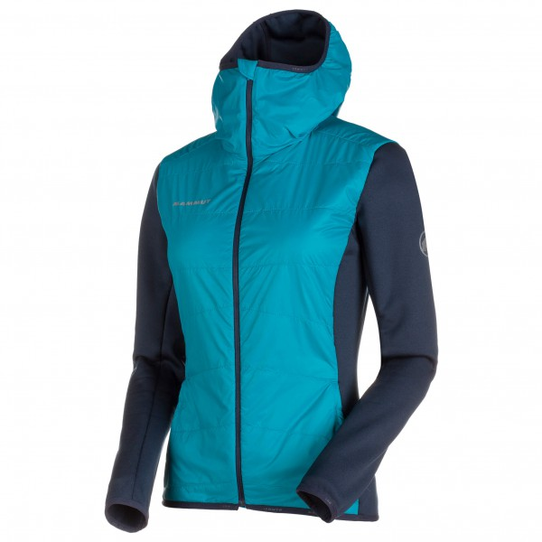 Mammut - Aenergy Insulated Hybrid Jacket Women - Chaqueta de lana