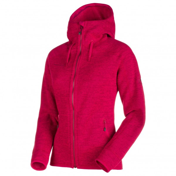 Mammut - Arctic Midlayer Hooded Jacket Women - Fleecejack