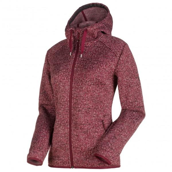 Mammut - Chamuera Midlayer Hooded Jacket Women - Fleece jacket