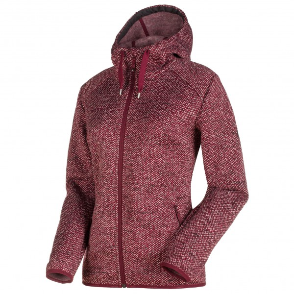 Mammut - Chamuera Midlayer Hooded Jacket Women - Fleecevest