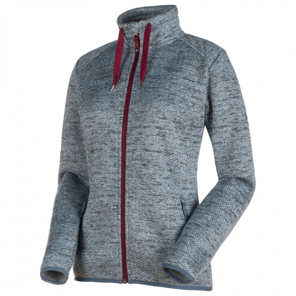 Mammut - Chamuera Midlayer Jacket Women - Fleece jacket