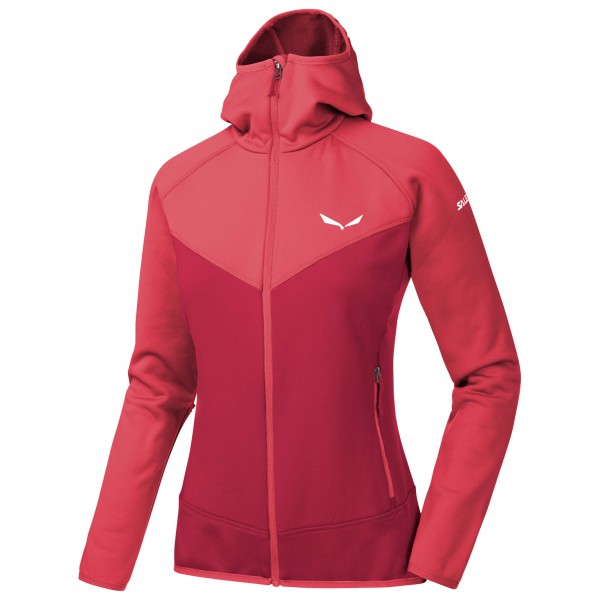 Salewa - Women's Puez 3 PL FZ Hdy - Fleece jacket