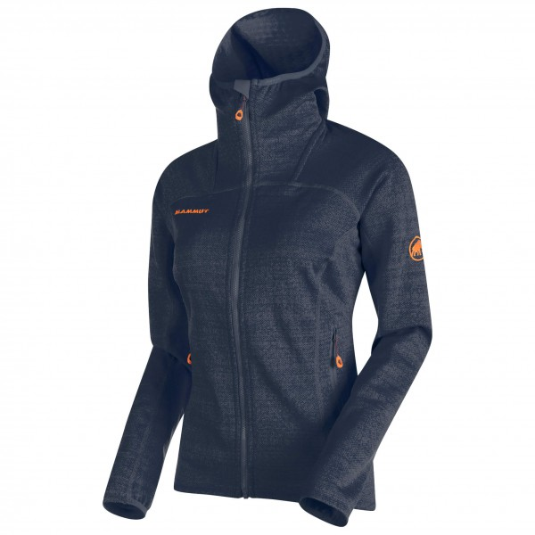 Mammut - Eiswand Guide Midlayer Hooded Jacket Women