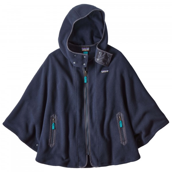 Patagonia - Women's Lightweight Synch Poncho - Fleecevest