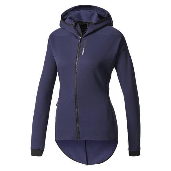 adidas - Women's Terrex Climaheat Ultimate Fleece Jacket - Fleecejakke