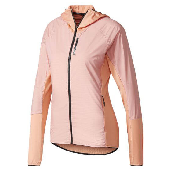 adidas - Women's Terrex Skyclimb Fleece Jacket - Fleece jacket