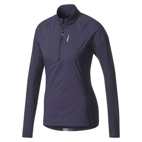 adidas - Women's Terrex Skyclimb Top - Fleecesweatere