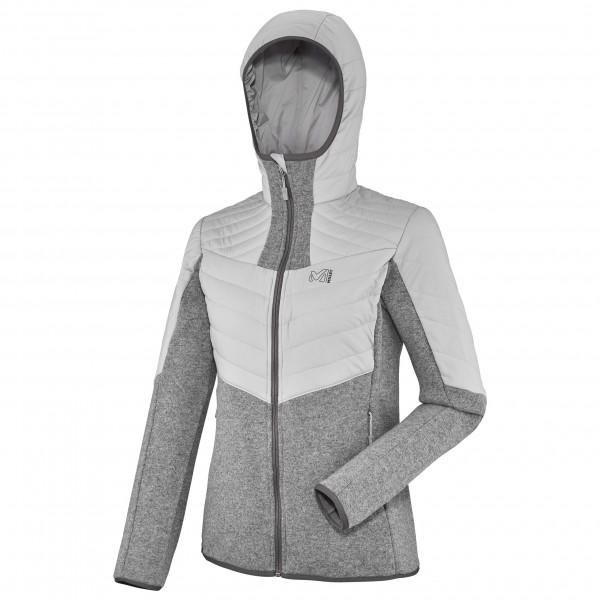 Millet - Women's Dual Iceland Wool Hoodie - Wool jacket