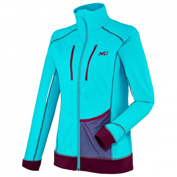 Millet - Women's Pierra Ment' Speed Jacket - Ulljakke