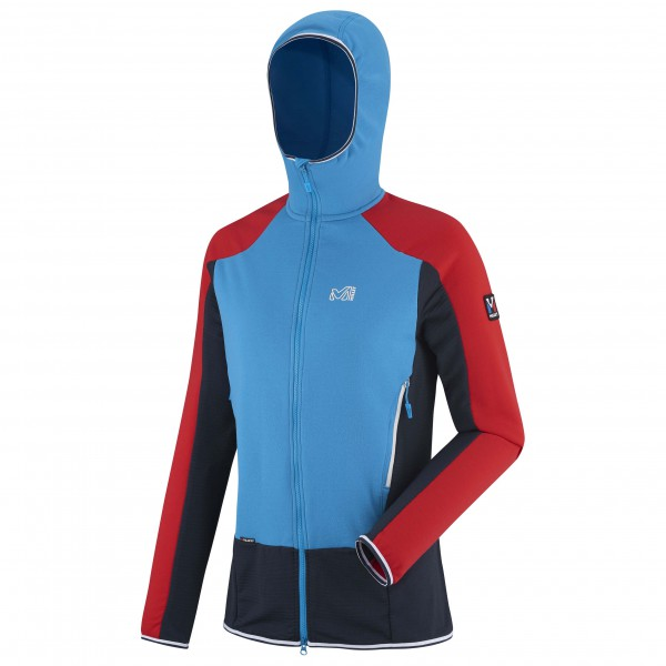 Millet - Women's Trilogy Dual Wool Hoodie - Fleecejack