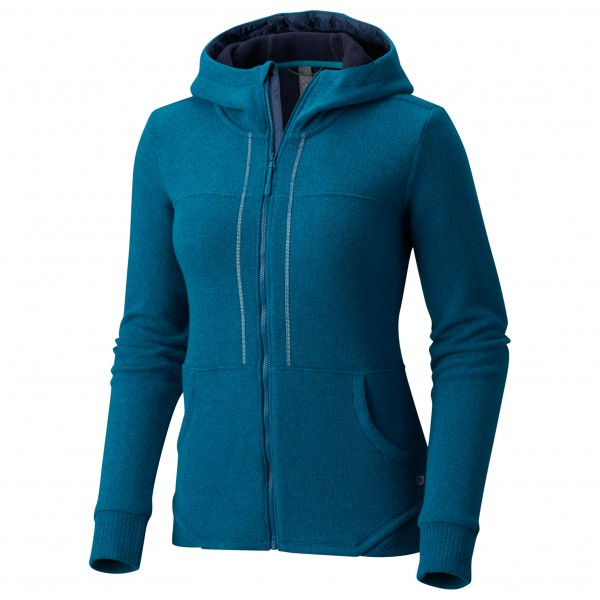 Mountain Hardwear - Women's Sarafin Pro Hooded Sweater - Wool jacket