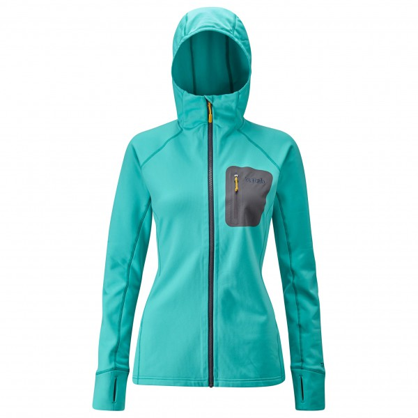 Rab - Women's Superflux Hoody - Fleecejacke